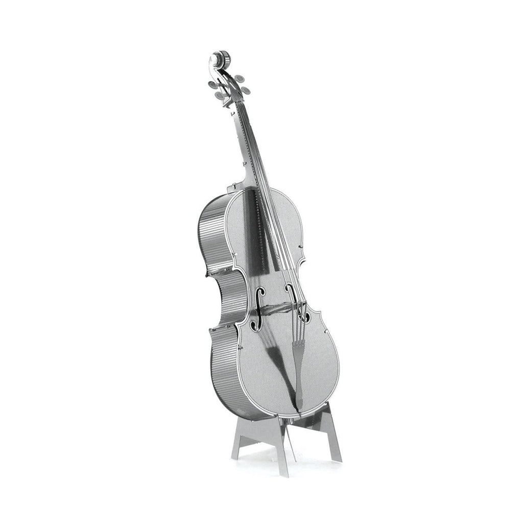 Metal Earth Bass Fiddle Model Kit