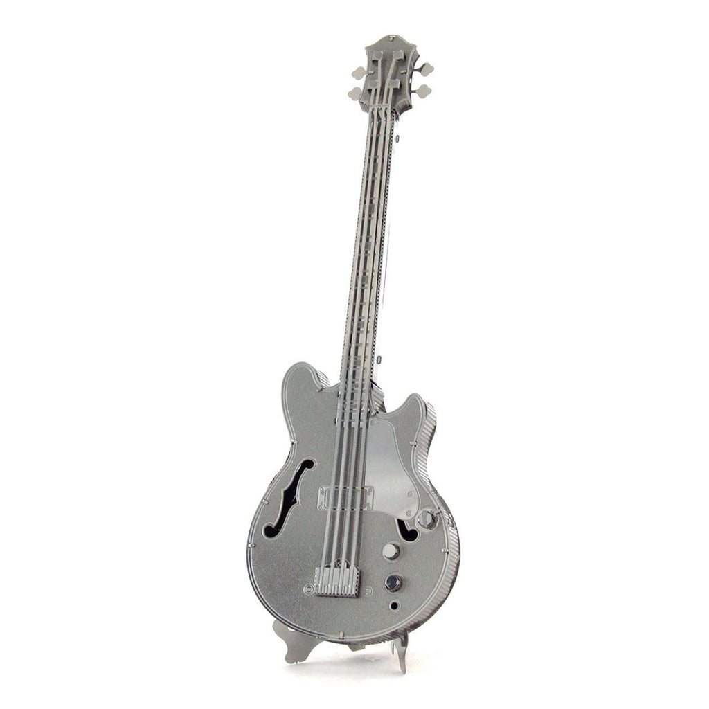 Metal Earth Electric Bass Guitar Model Kit