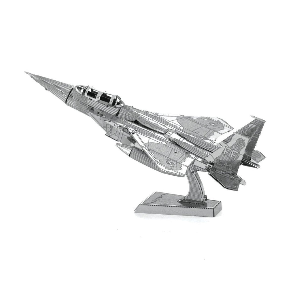 Metal Earth F-15 Eagle Jet Model Kit