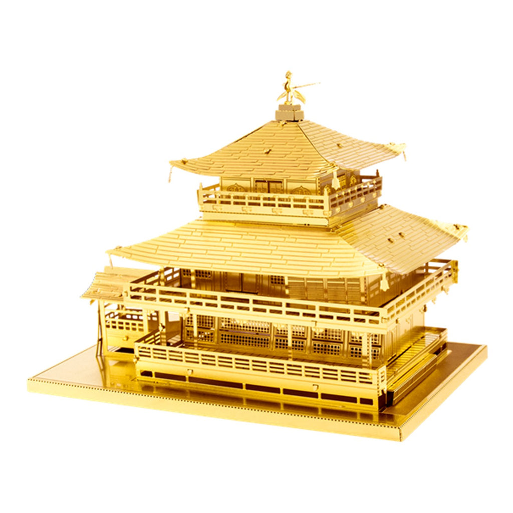 Metal Earth Movie Kinkaku-Ji Gold Model Kit