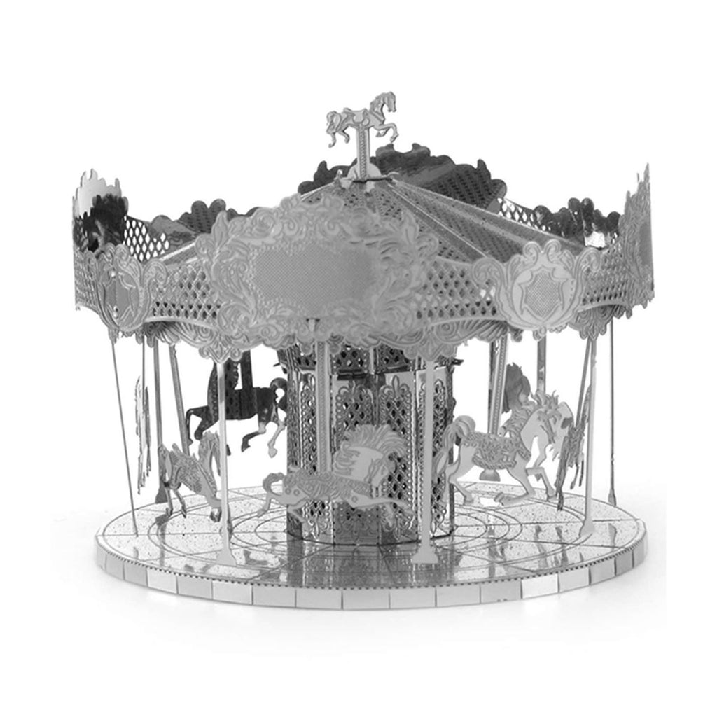 Metal Earth Movie Merry Go Round Model Kit