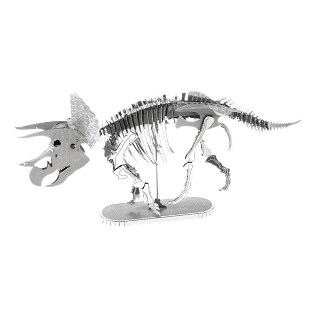 Metal Earth Triceratops Skeleton Model Kit
