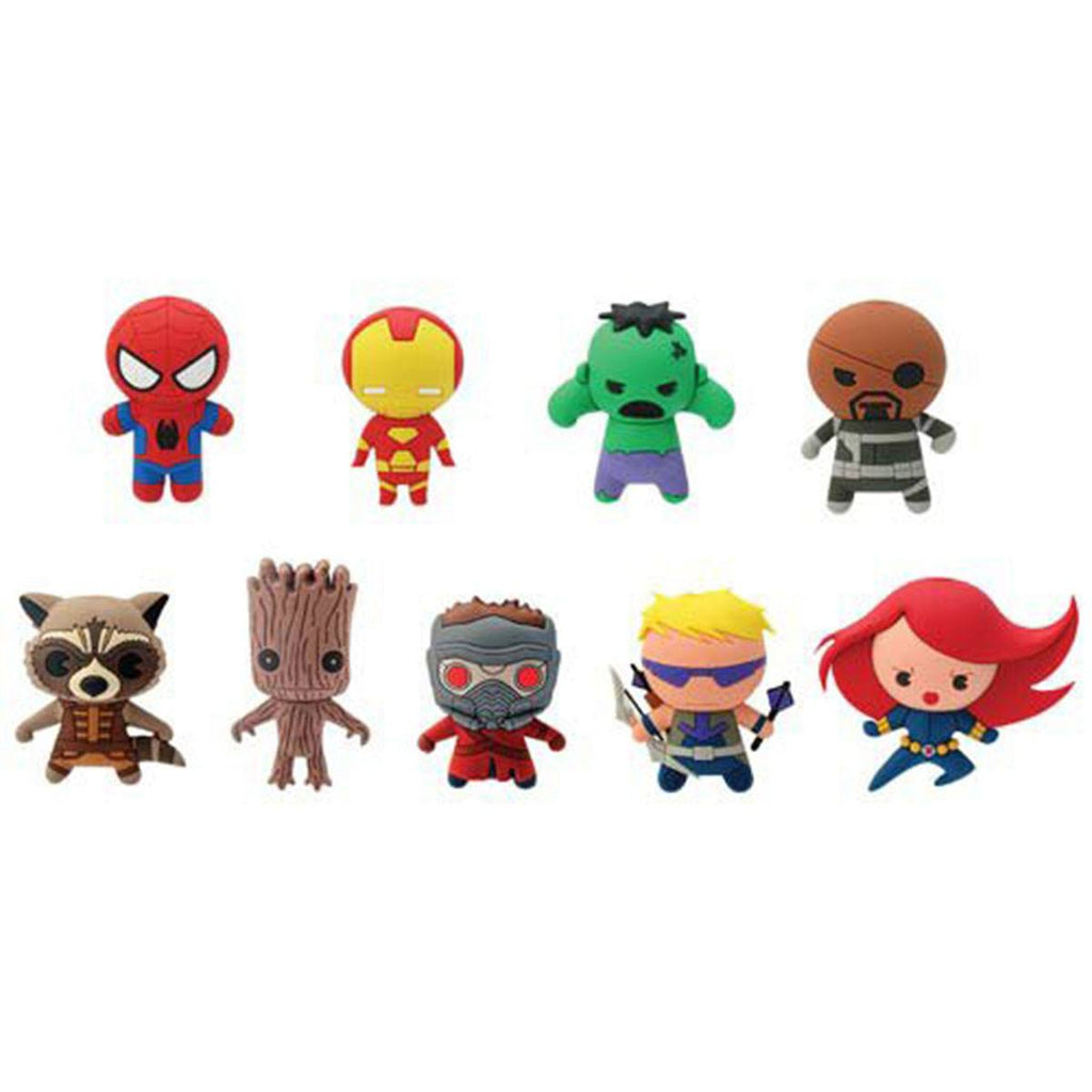 Marvel Blind Bag Figure Keychain - Radar Toys