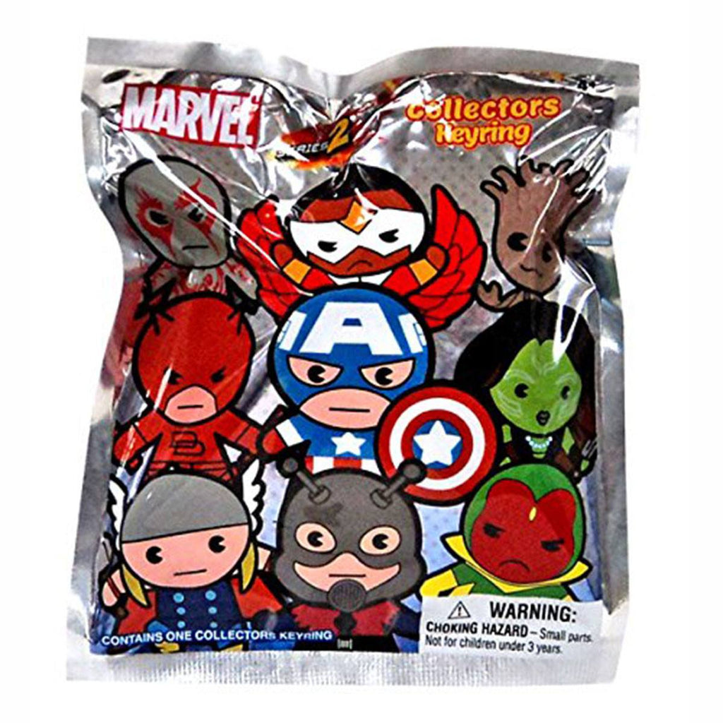 Marvel Series 2 Blind Bag Figure Keychain