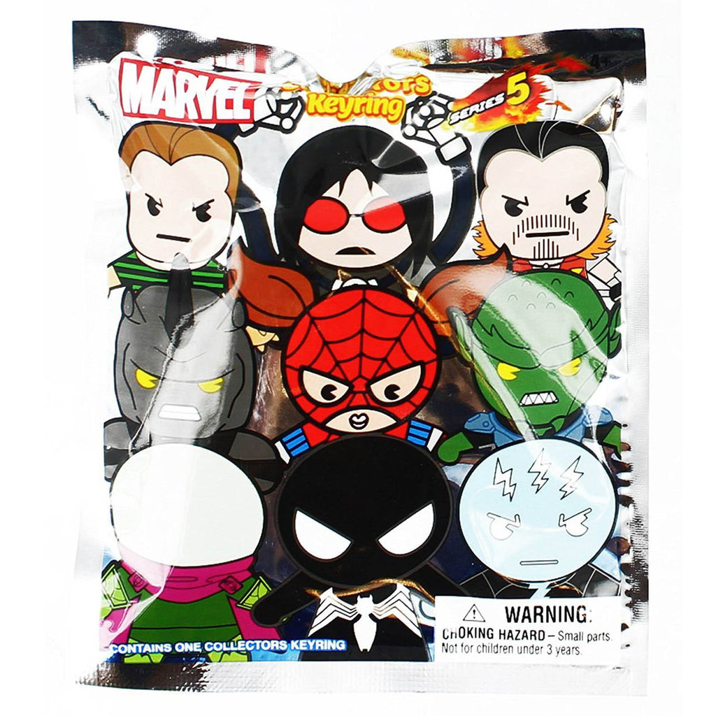 Marvel Series 5 Blind Bag Figure Keychain