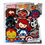 Marvel Series 6 Blind Bag Figure Keychain - Radar Toys