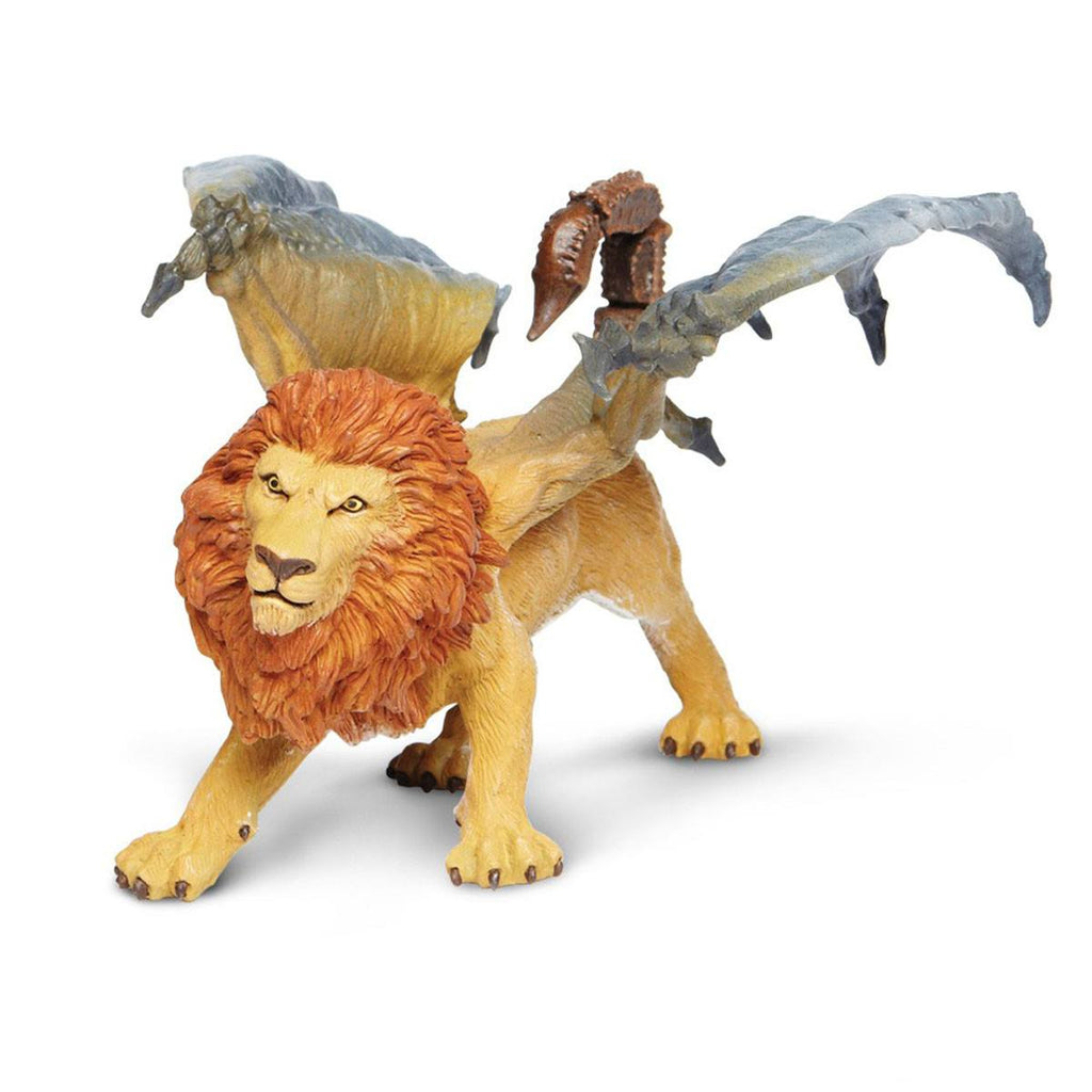 Manticore Mythical Realms Figure Safari Ltd