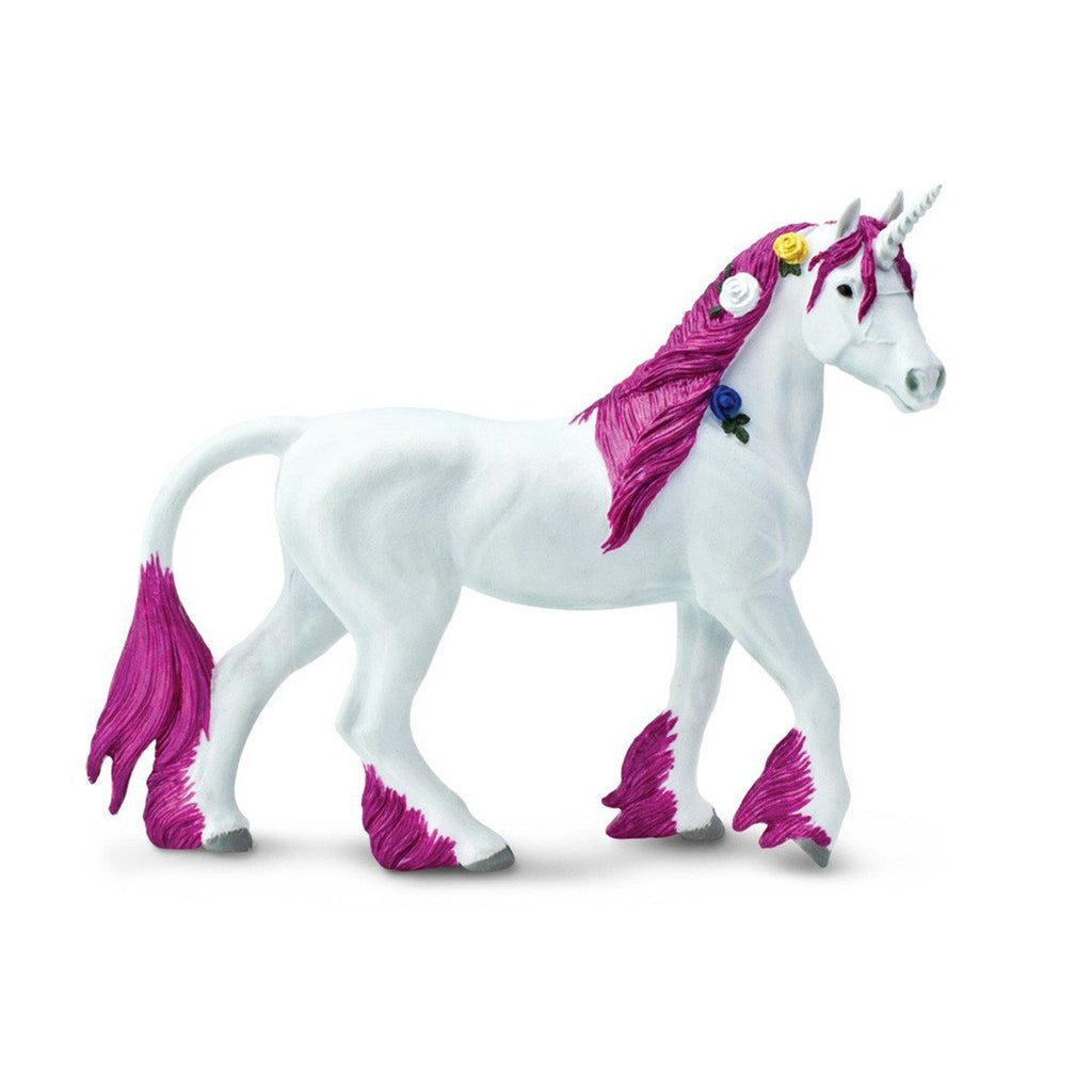 Pink Unicorn Mythical Realms Figure Safari Ltd