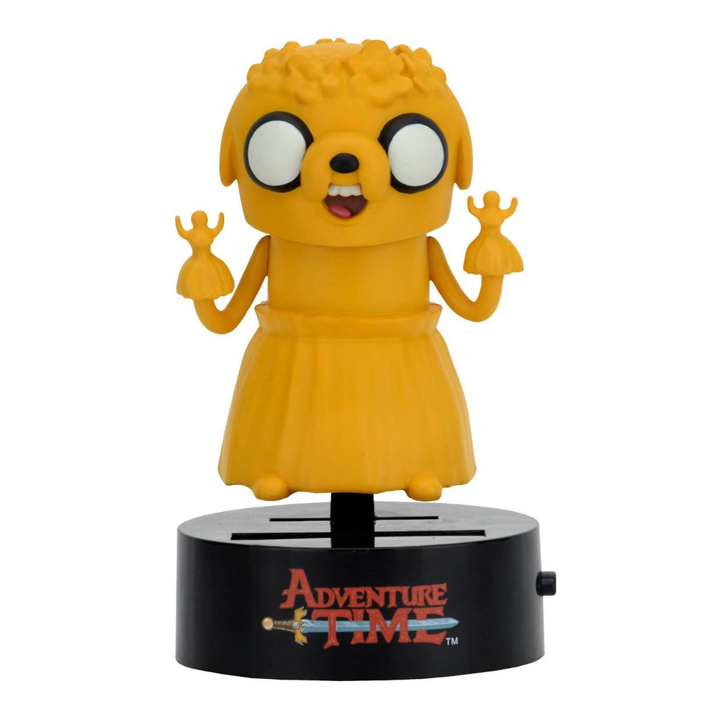 Adventure Time Body Knockers Jake Figure