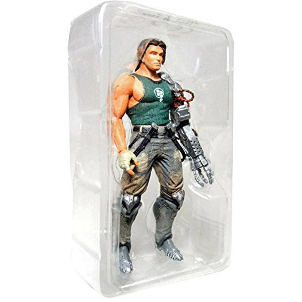 Bionic Commando Nathan Spencer 4 Inch Action Figure