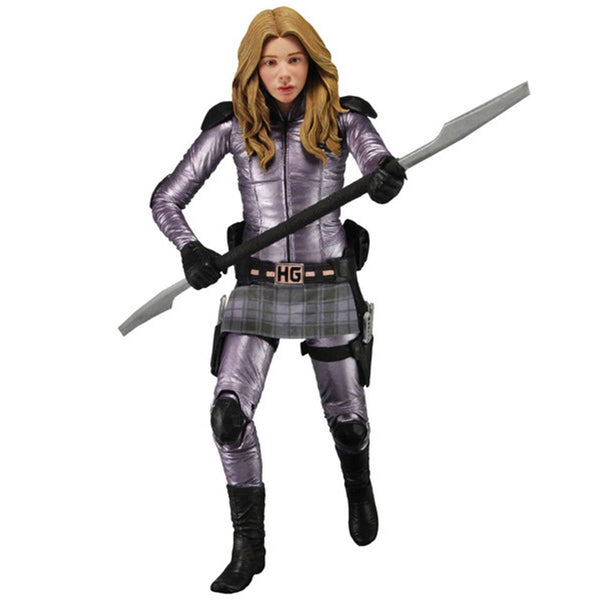 Kick Ass 2 Series Two Hit Girl Action Figure Radar Toys