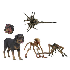 Neca Action Figures - NECA Alien 3 Creature Figure Pack