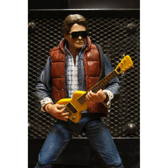 Neca Action Figures - NECA Back To The Future Ultimate Marty McFly Action Figure