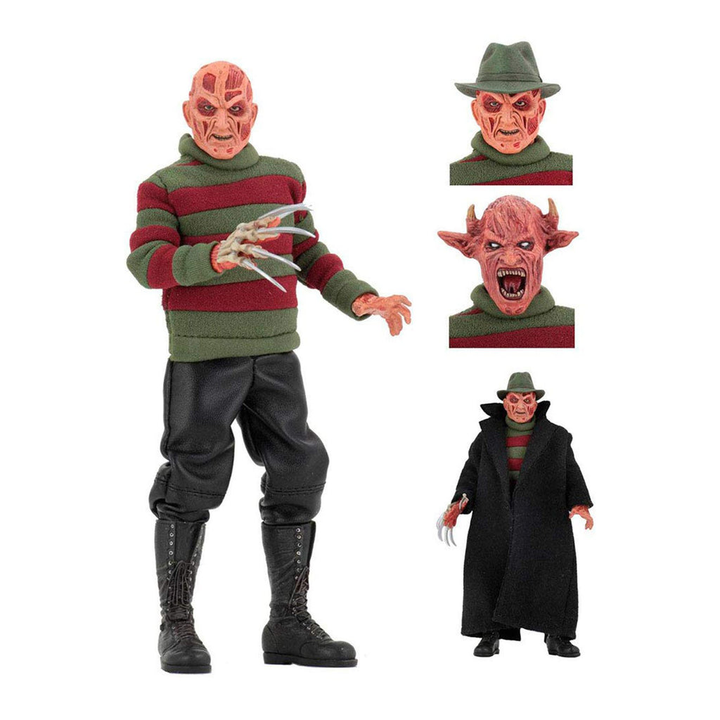 Neca Action Figures - NECA Nightmare On Elm Street New Nightmare Freddy Krueger Action Figure