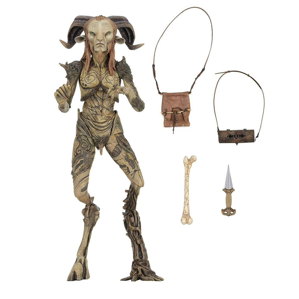 NECA Pan's Labyrinth Faun 7 inch Action Figure