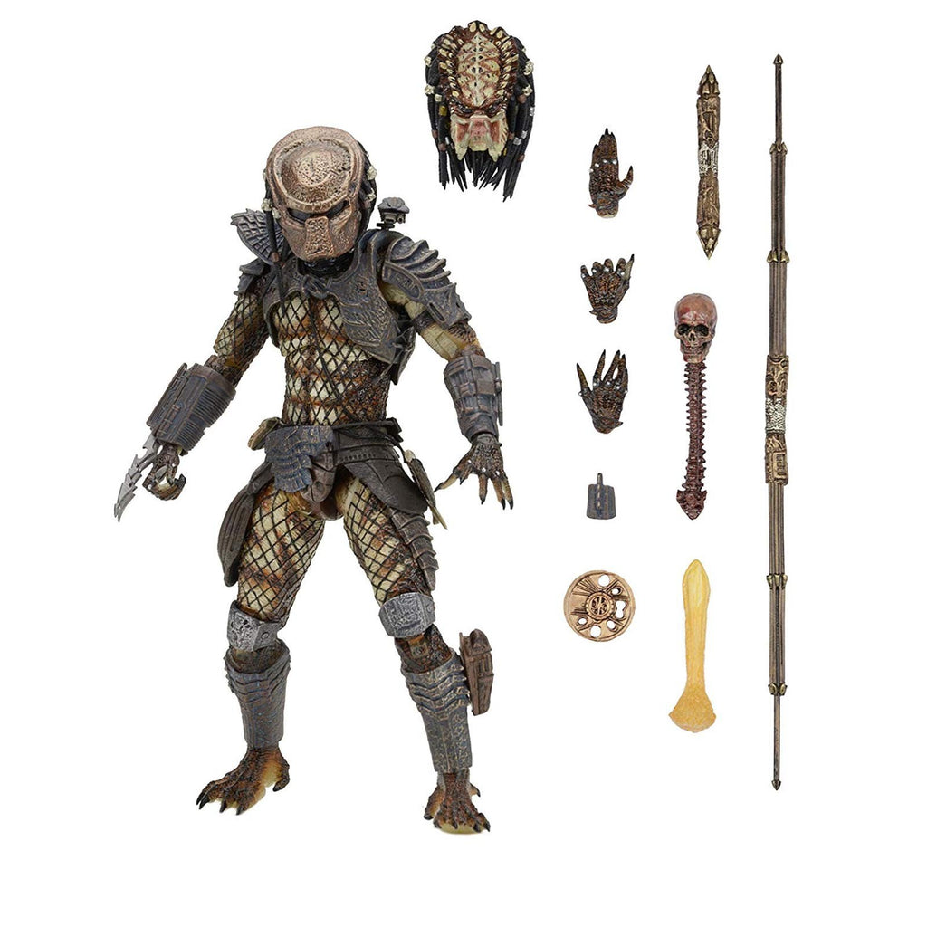 NECA Predator 2 Ultimate City Hunter 7 Inch Action Figure