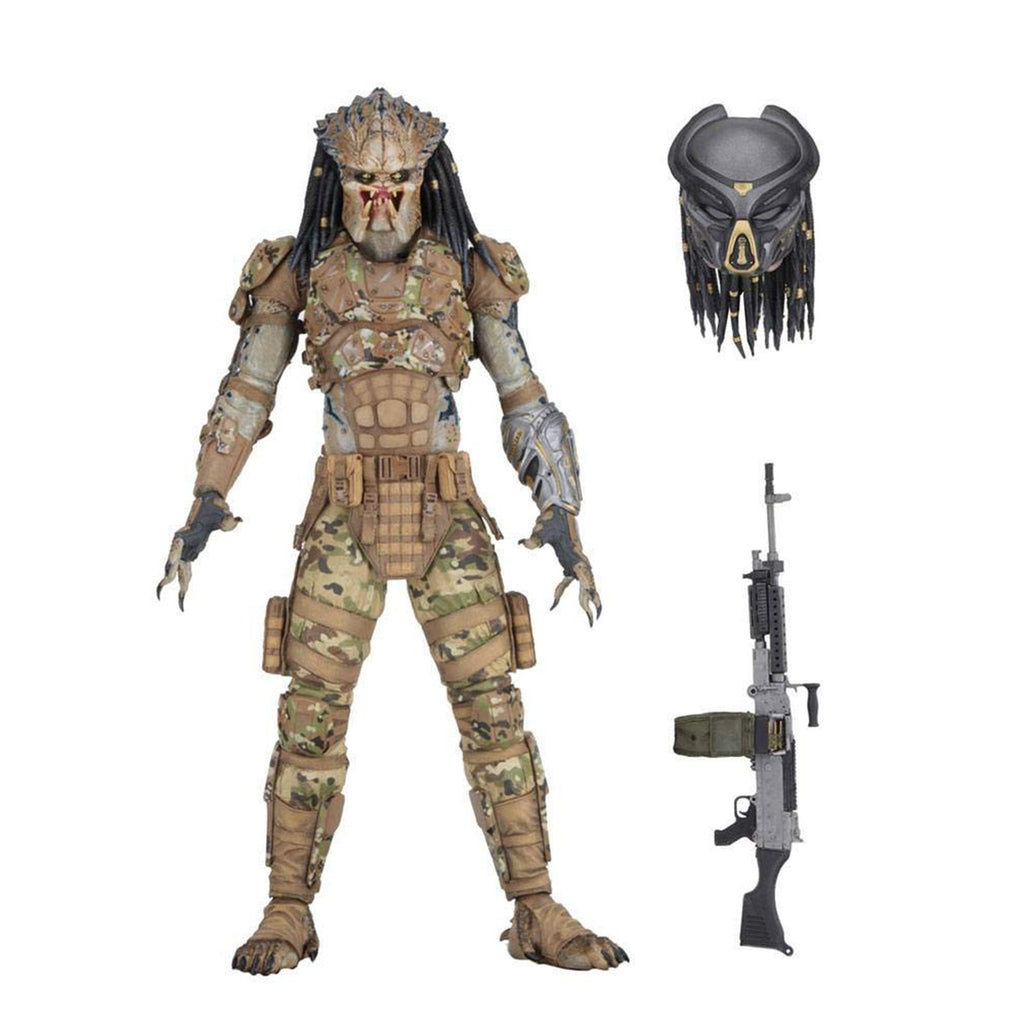NECA Predator Ultimate Emissary II Action Figure