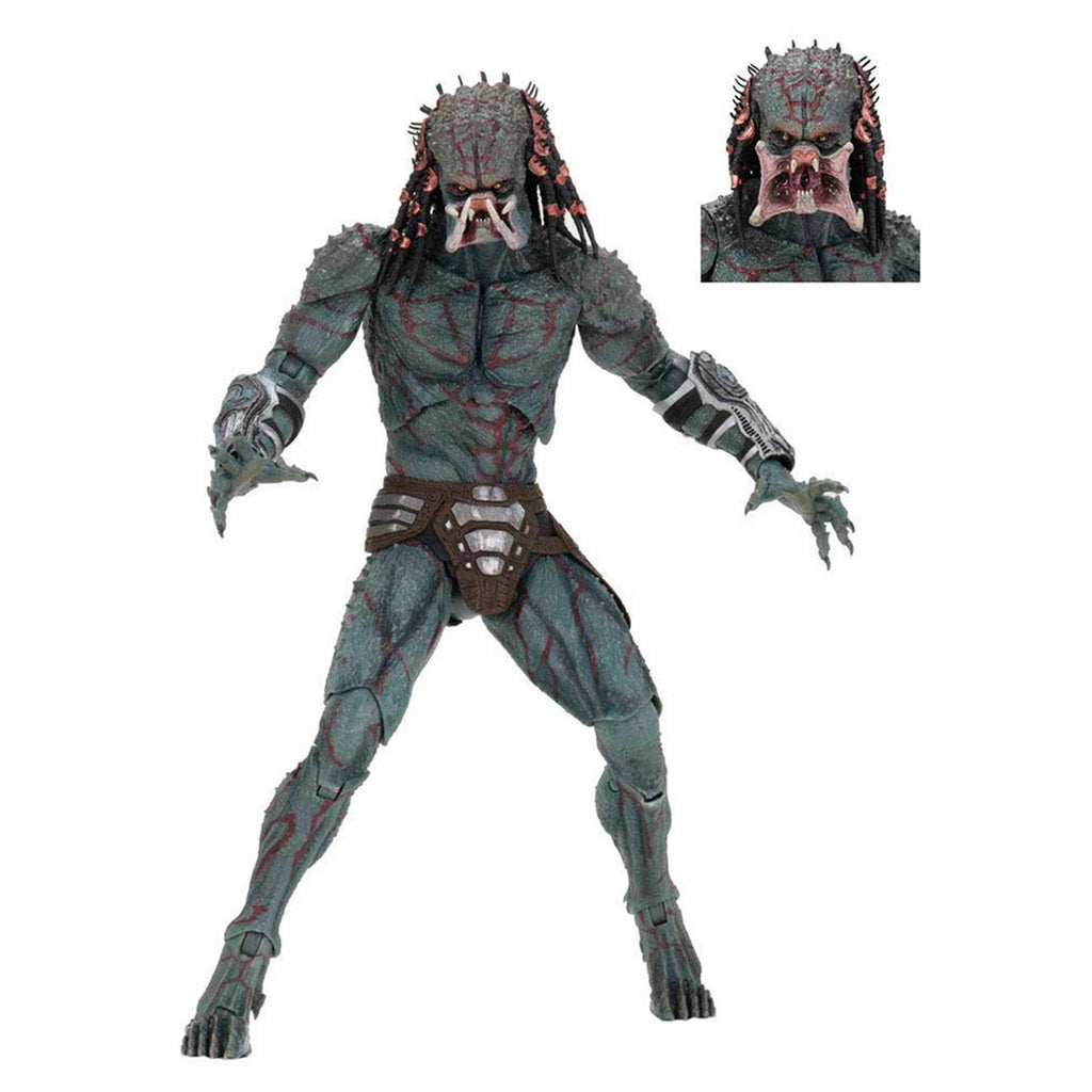 NECA The Predator Armored Assassin Deluxe Action Figure