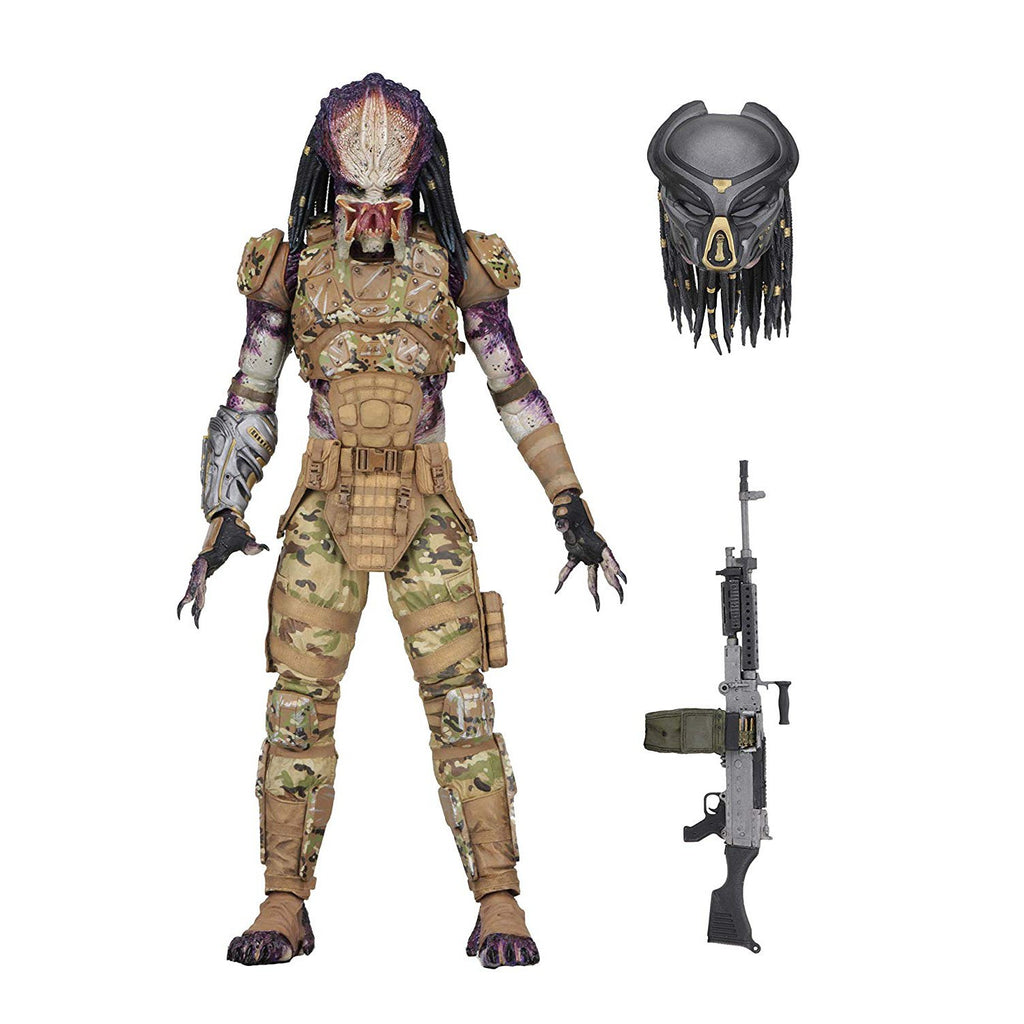 NECA The Predator Emissary Predator 1 Ultimate Action Figure