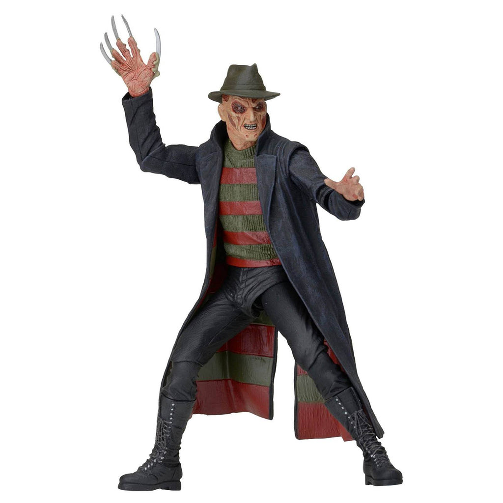 Nightmare On Elm Street Freddy New Nightmare Action Figure