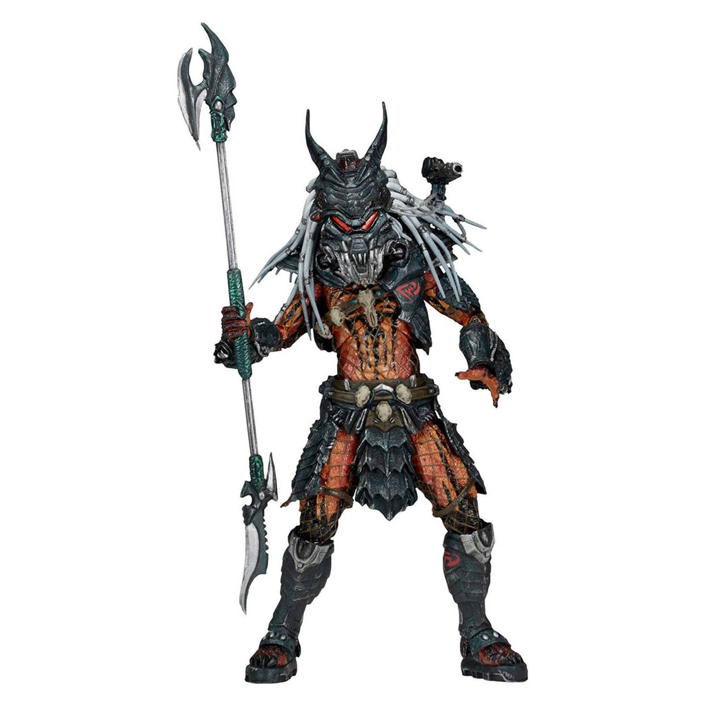 Predator Ultimate Clan Leader Deluxe Action Figure