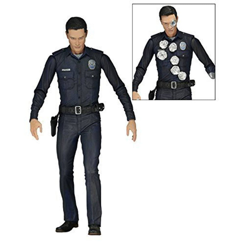 Terminator Genisys T-1000 Police Disguise Action Figure