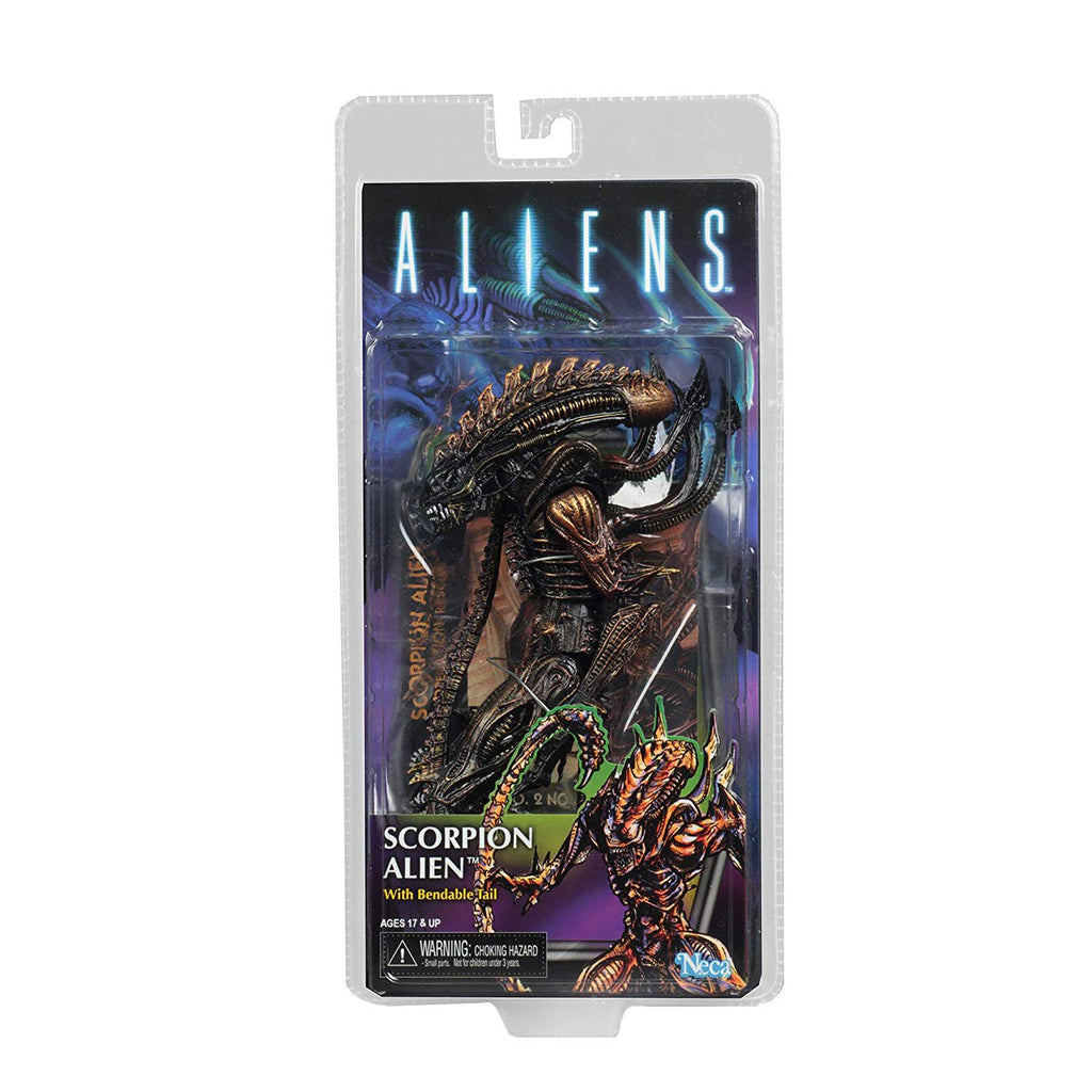 NECA Aliens Series 13 Scorpion Alien 7 Inch Action Figure
