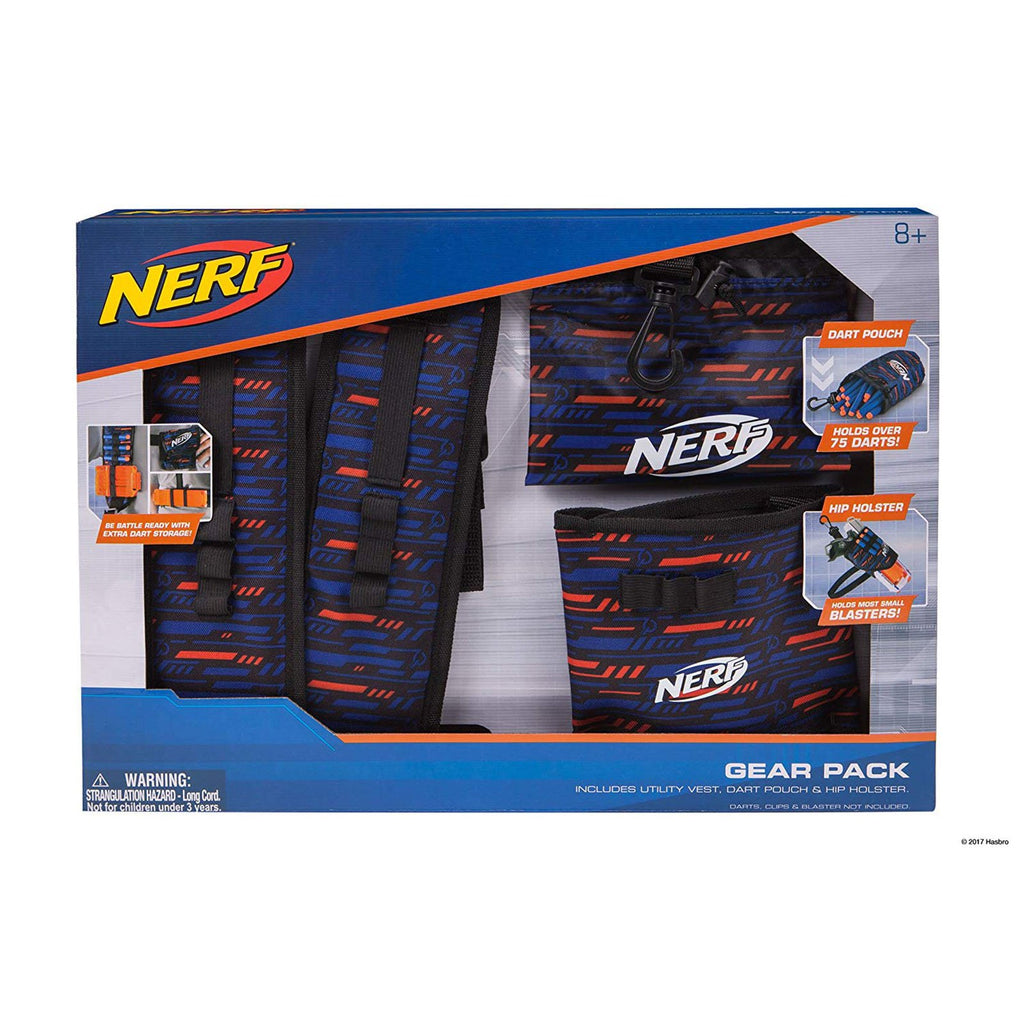 Nerf Mobile Gear Pack
