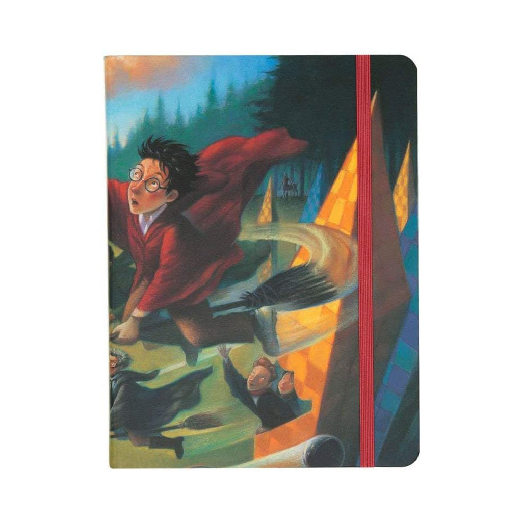 Harry Potter Quidditch Journal