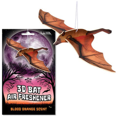 Novelty - 3D Bat Blood Orange Scent Air Freshener