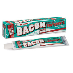 Novelty - Bacon Flavored Toothpaste