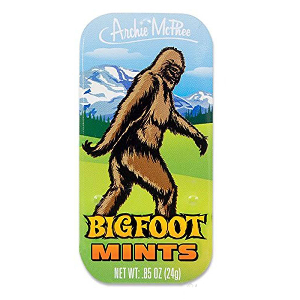 Big Foot Mints Candy