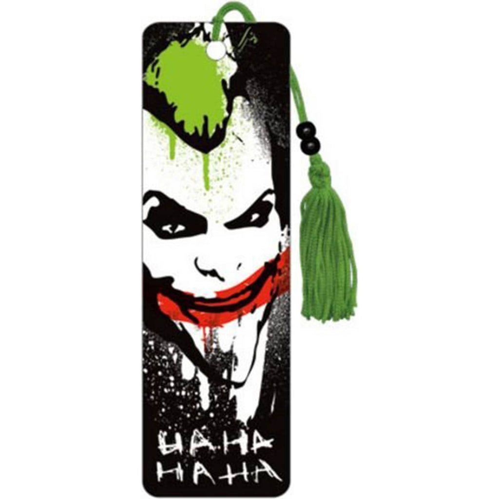 DC Comics Joker HaHaHa Premier Bookmark
