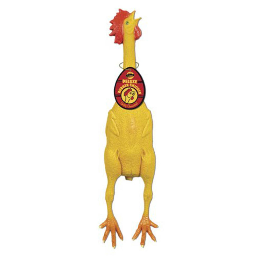 Deluxe Rubber Chicken