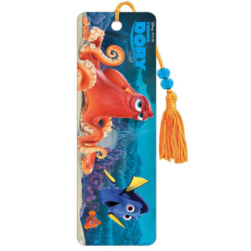 Disney Finding Dory Friends Premium Bookmark