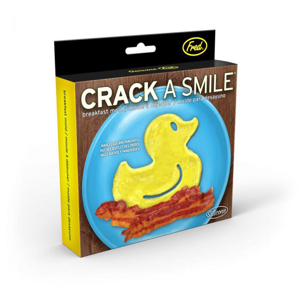 FRED Crack A Smile Duck Breakfast Mold
