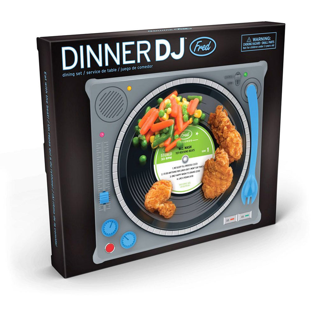 FRED Dinner DJ Dining Set