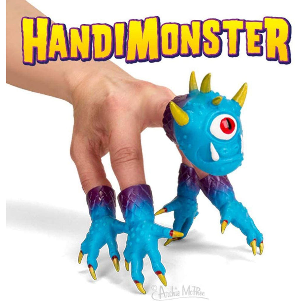 HandiMonster Cyclops Finger Puppet Set