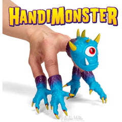 Novelty - HandiMonster Cyclops Finger Puppet Set