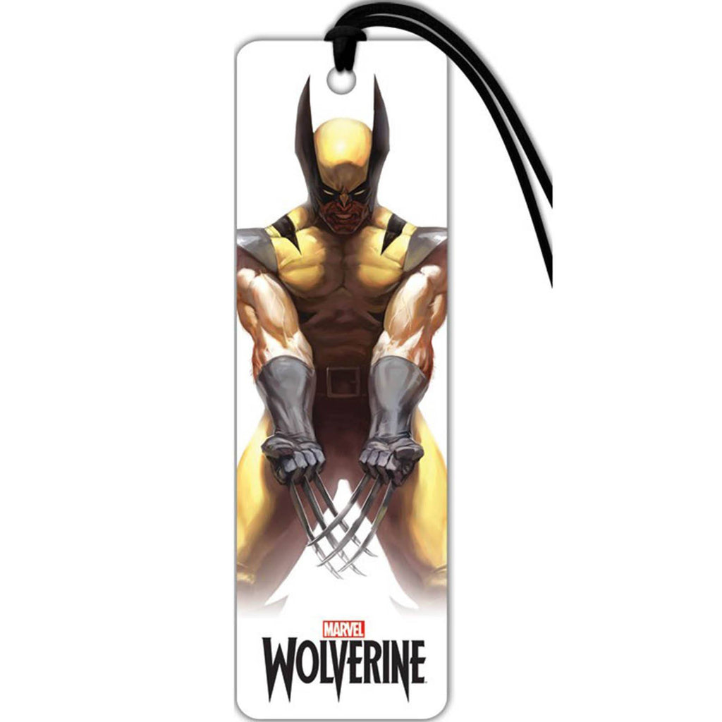Marvel Wolverine Claws Premier Bookmark
