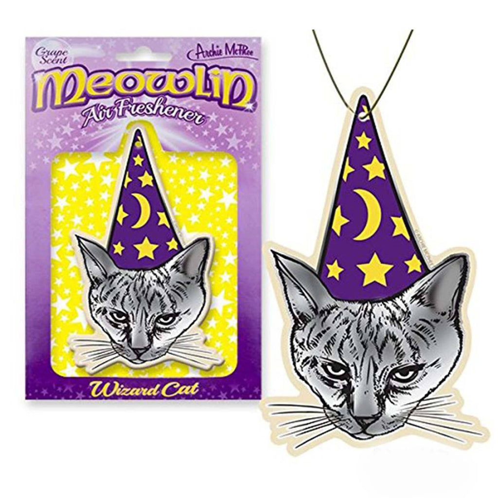 Meowlin Kitty Cat Air Freshener