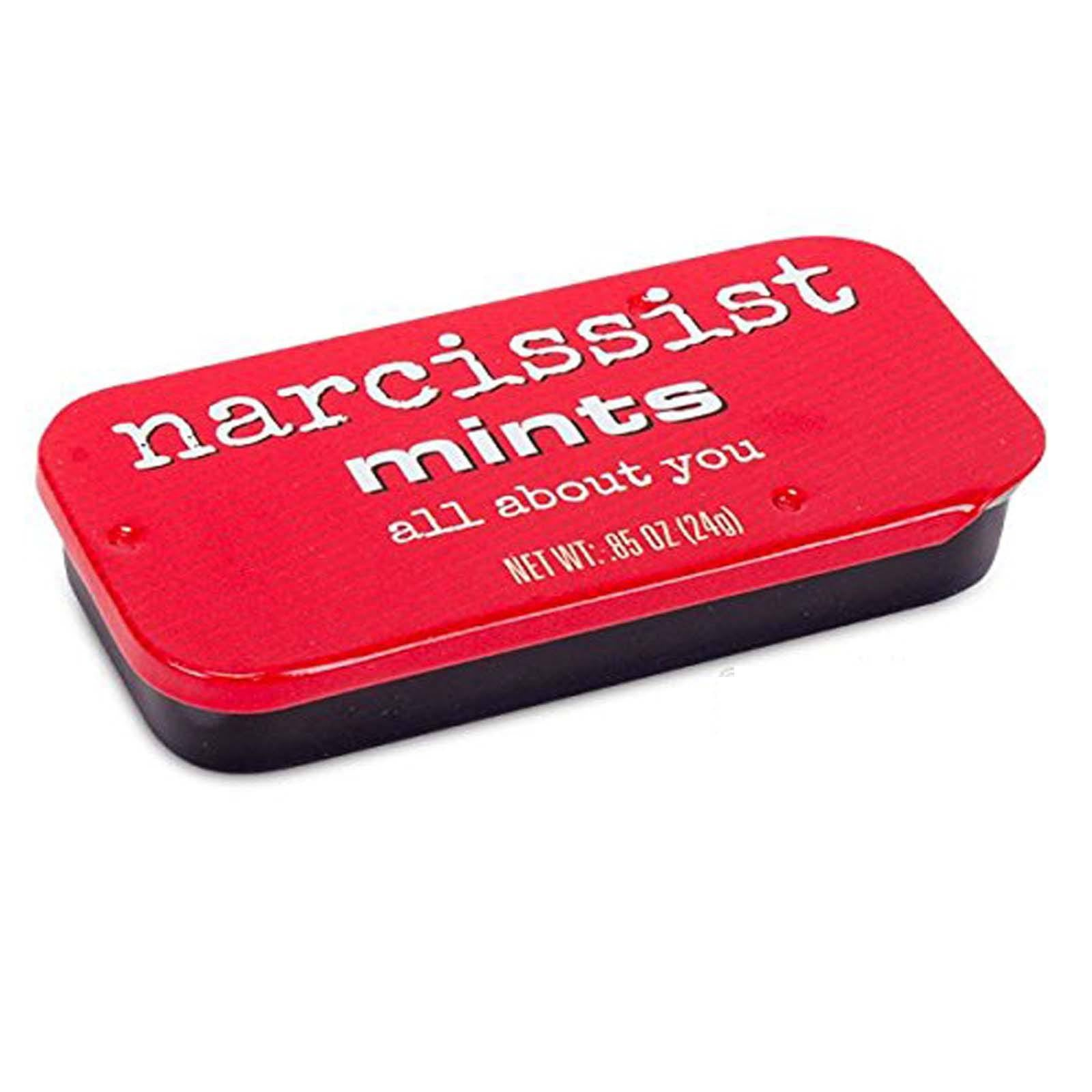 narcissist all about you mints candy