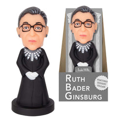 Novelty - Ruth Bader Ginsburg Bobble Head 5 Inch Figure
