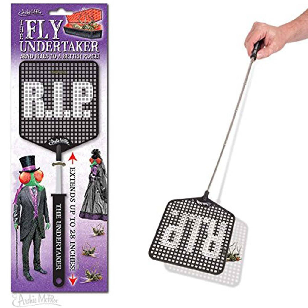 Novelty - The Fly Undertaker Fly Swatter