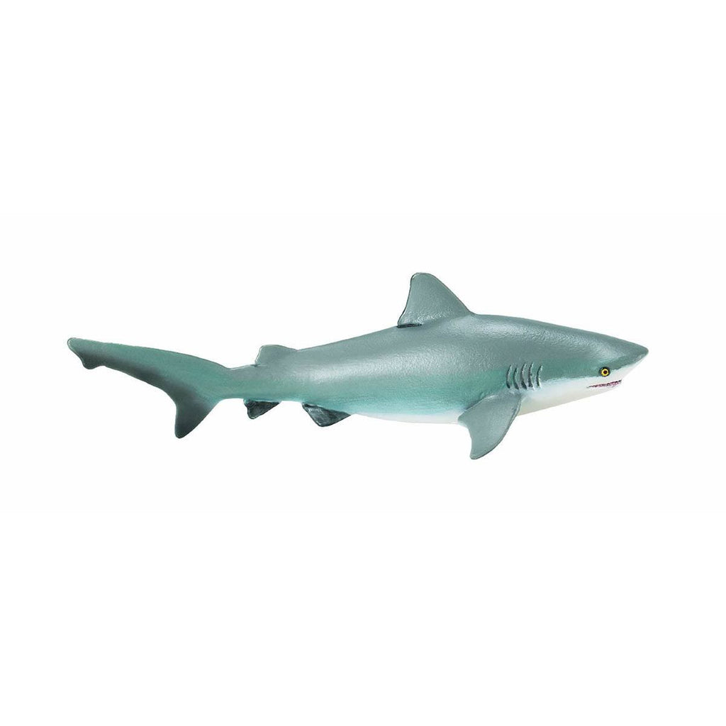 Bull Shark Sea Life Figure Safari Ltd - Radar Toys