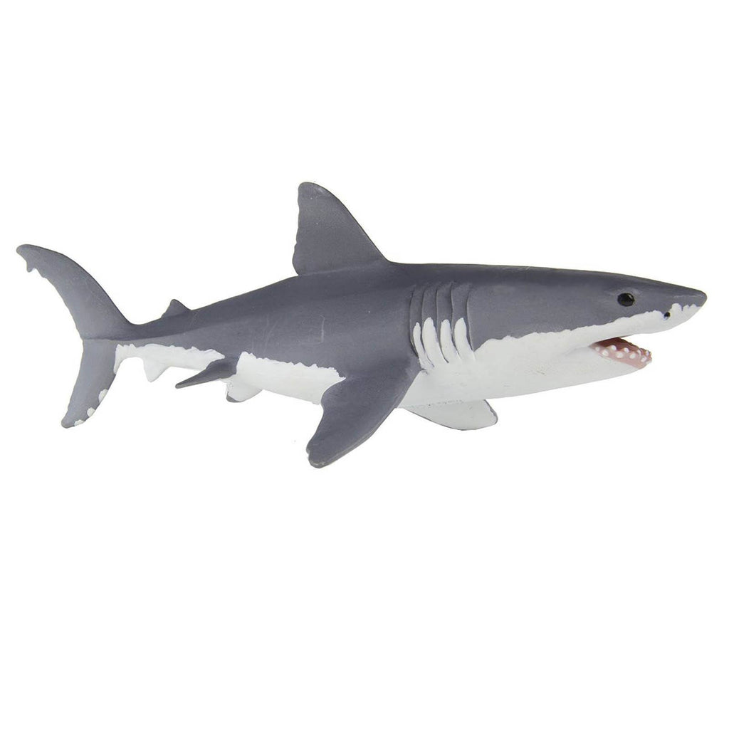 Great White Shark 6.5 Inch Sea Life Figure Safari Ltd