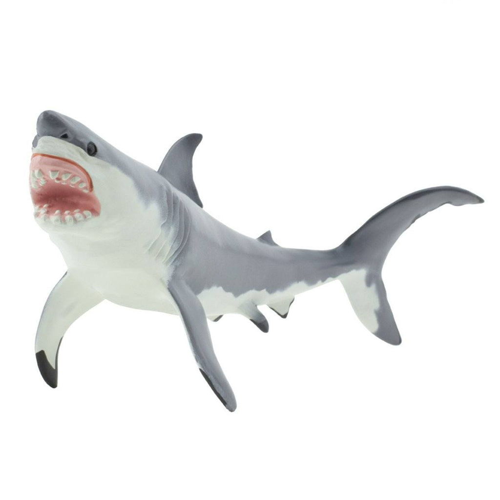 Great White Shark Monterey Bay Sea Life Figure Safari Ltd