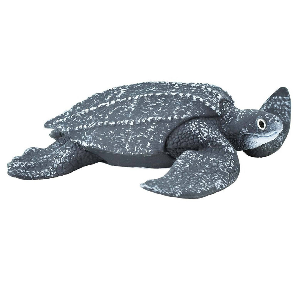 Ocean Animals - Leatherback Sea Turtle Sea Life Figure Safari Ltd