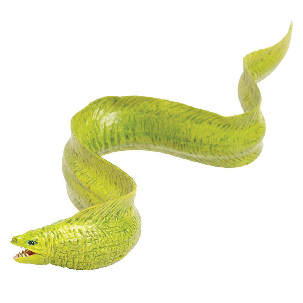 Moray Eel Incredible Creatures Figure Safari Ltd