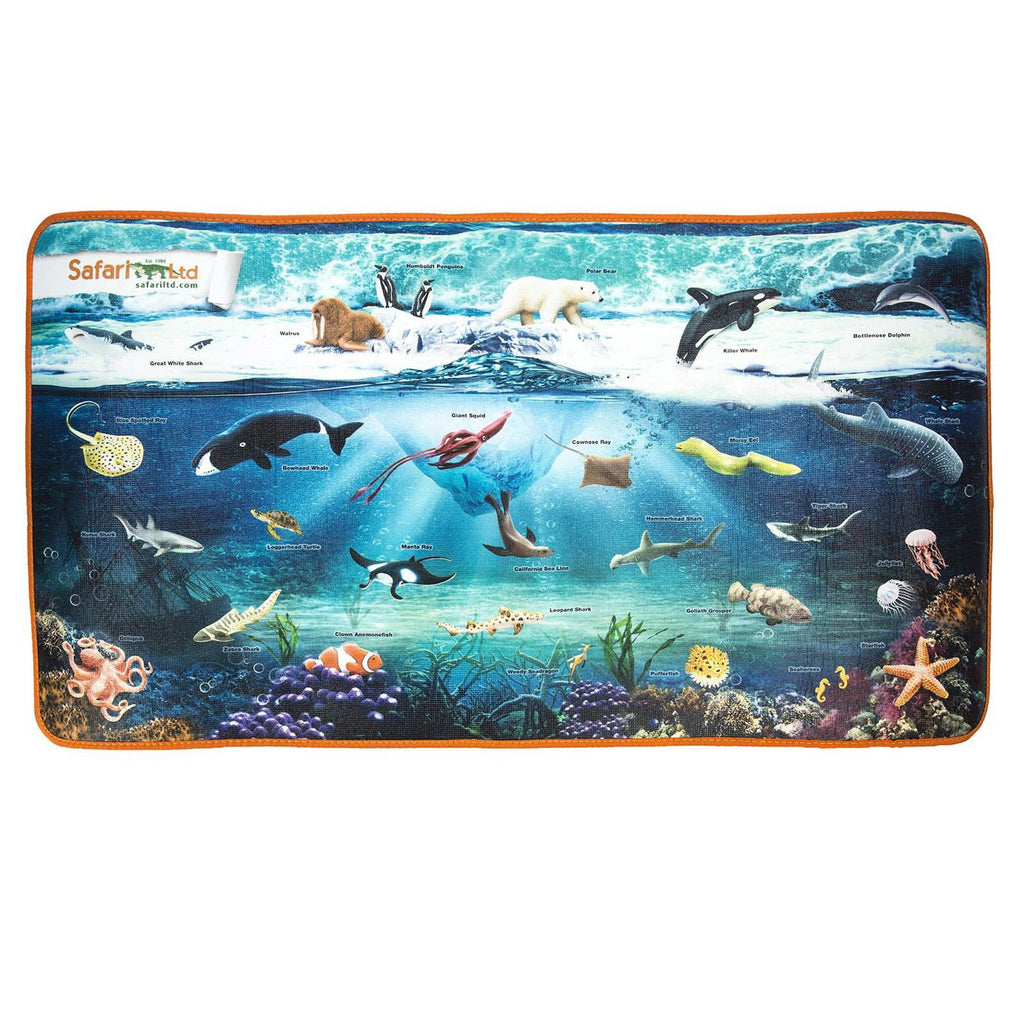 Ocean Playmat Safari Ltd